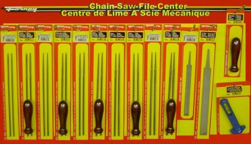70361 Chain Saw File Display