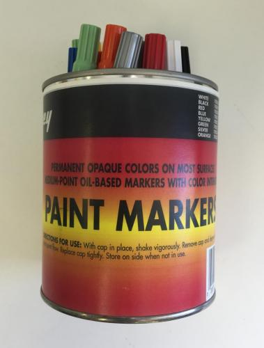 70817 Paint Marker Display